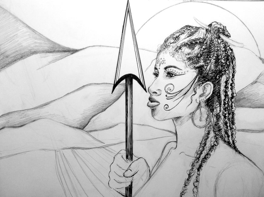 Warrior Woman 2