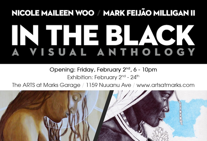 In the Black: A Visual Anthology